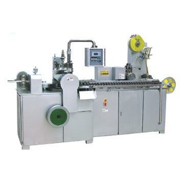 Continuous Abnormal Lollipop Mold Packing Machine