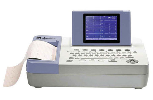 Ecg Machine Bpl Model Cardiat 9108 500x500