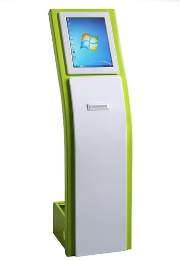 Ticket Machine Waiting Number Queue Management System Self Service Touch Kiosk