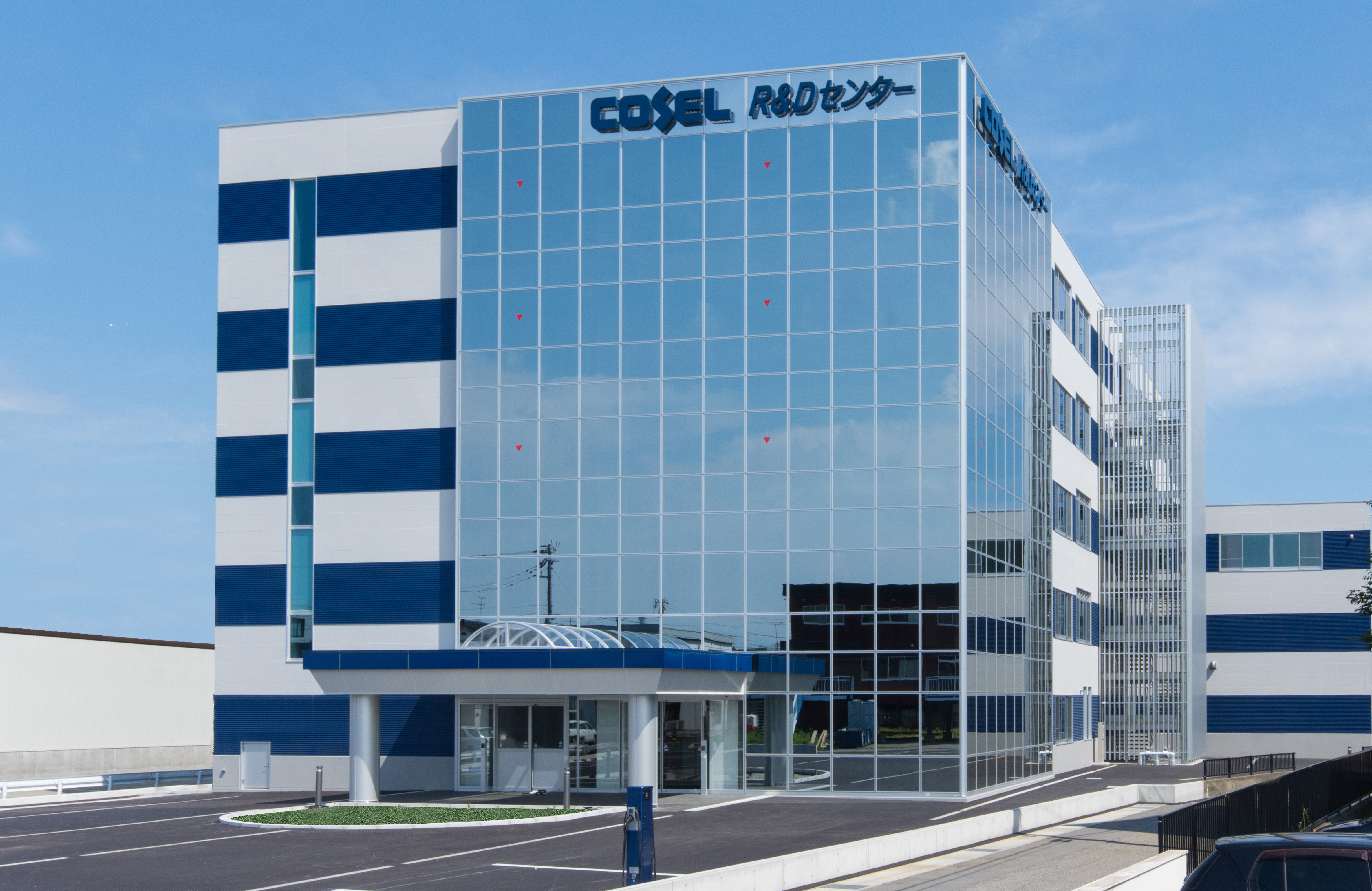 COSEL Opens New RD Innovation Center (002)