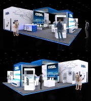 Electronica Booth Overview